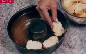 Fotoreceta Pudin De Pan Facil Recetas Y Cocina En Taringa
